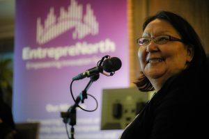 Joanna Awa, EntrepreNorth, Iqaluit 2018