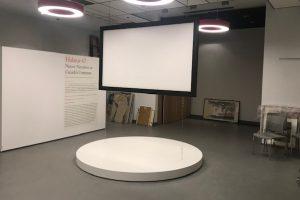 Preparing the installation at York University