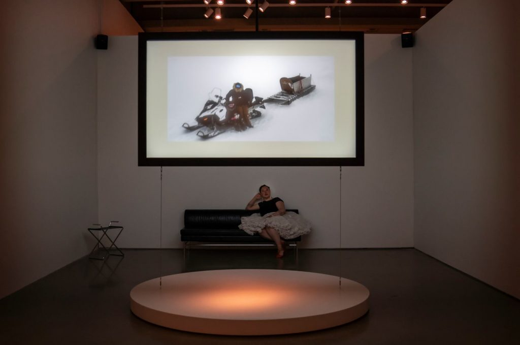 ECHOES exhibition at York University, Goldfarb Centre for the Arts