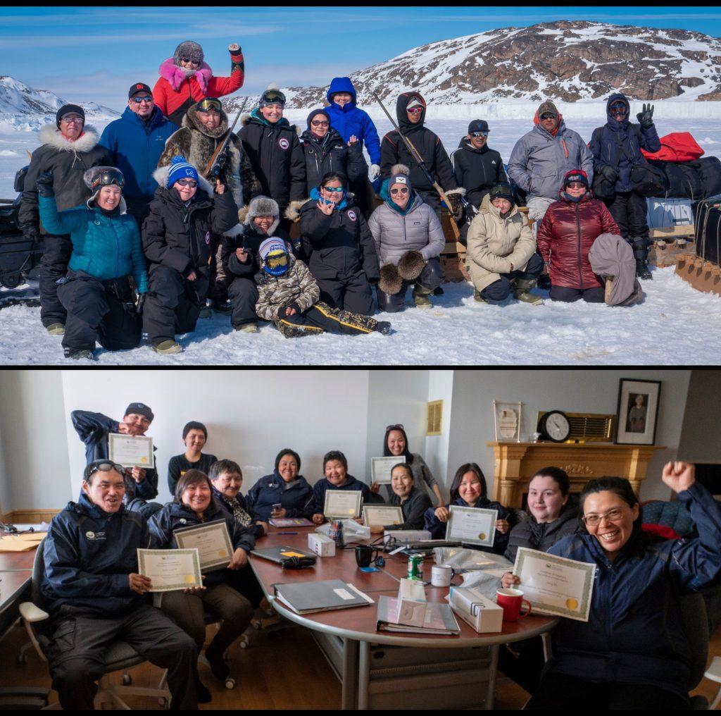 Pilimmaksarnniq program by Ilitaqsiniq (Nunavut Literacy)