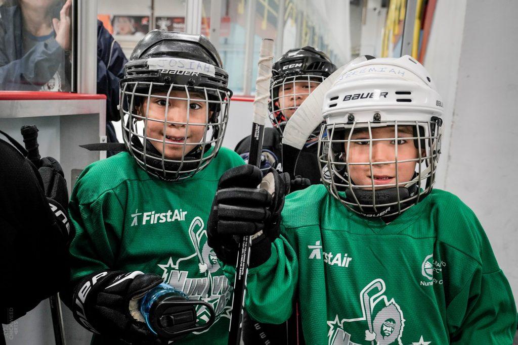Nunavut Stars Hockey Camp