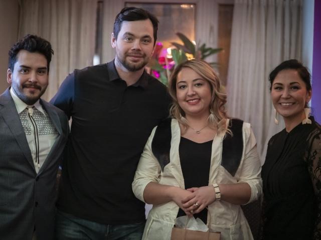 EntrepreNorth business panelists, Iqaluit 2018