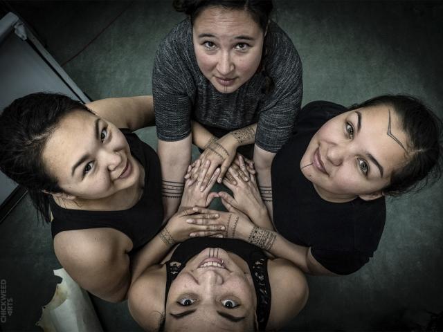 Performing artists, Iqaluit, Nunavut, Canada